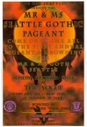 Gothic Pageant I